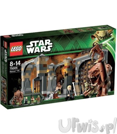 Star Wars Rancor