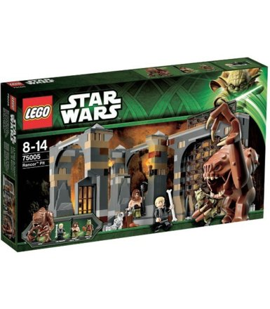 LEGO Star Wars Rancor L-75005