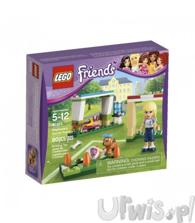 Lego Friends Trening piłkarski Stepha.41011