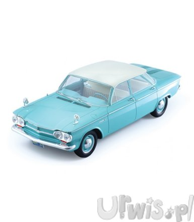 Chevrolet Corvair 4-Doors Sedan 1961 (light green/white roof without showcase)