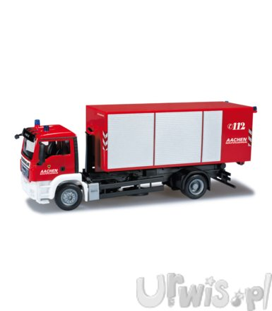 HERPA MAN TGS M Truck Chassis
