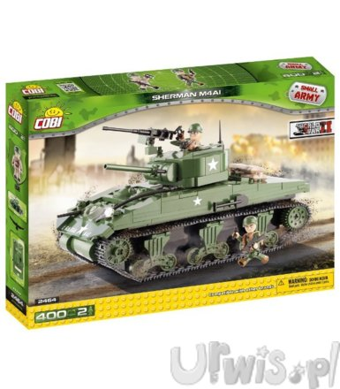 COBI Small Army Sherman
