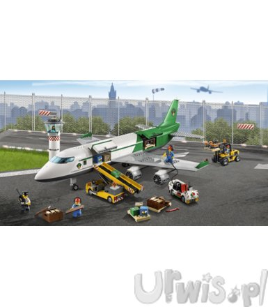 Lego City Terminal towarowy 60022