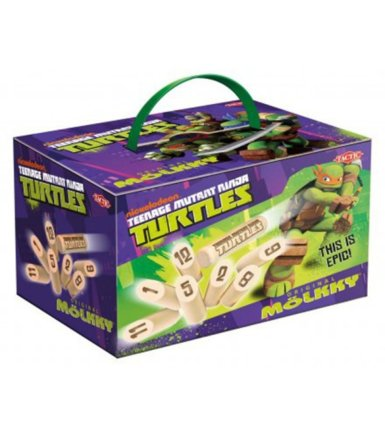 Turtles Molkky