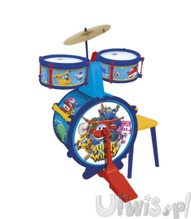Super Wings Perkusja