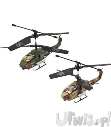 BUDDY TOYS 3CH HELIKOPTE R Flight Mission2 heliko