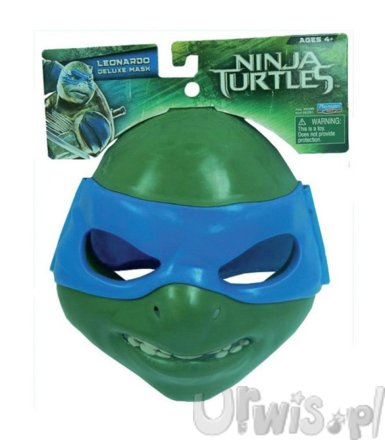 TURTLES Movie Line Maska Deluxe , LEO