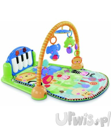 Fisher Price FISHER Mata z Pianinem