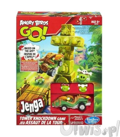 HASBRO GRA AB GO TOWER KNOCKDOWN