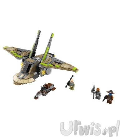 Lego Star Wars HH-87 Starhooper 75024