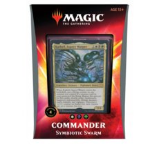 Karty Ikoria Lair of Behemots Commander Deck Symbiotic Swarm
