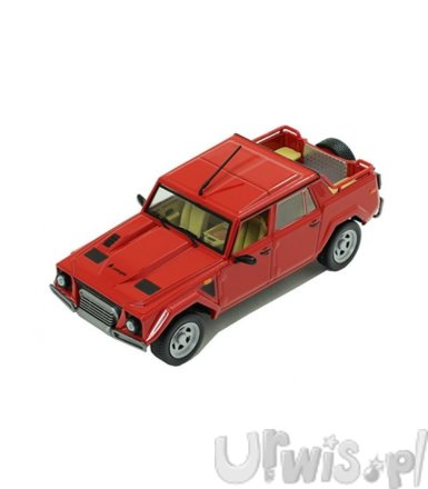 Lamborghini LM 002 1986 (red)