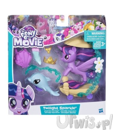 My Little Pony Kucykowe historie, Twilight Sparkle