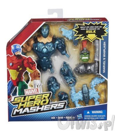 Super Hero Mashers, Whiplash