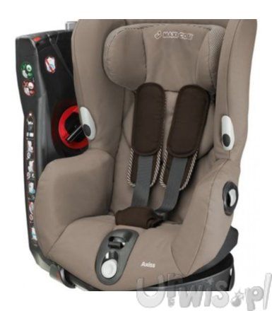 Maxi Cosi Fotelik Axiss Earth Brown 2015