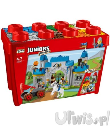 LEGO Juniors Knights Castle