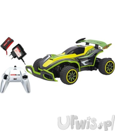 RC Buggy Green Stroke