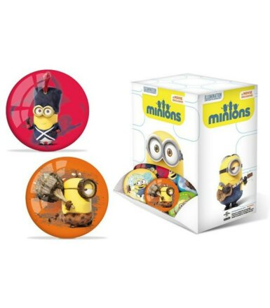 MONDO PIŁKA GUMOWA MINION MOVIE 60MM
